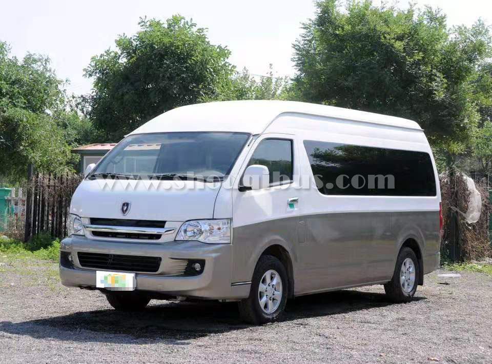 首汽约车:丰田海狮商务车(14座)