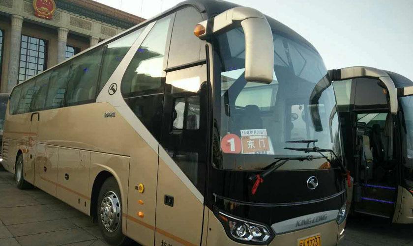 首汽推出巴士租车业务收费标准预订按什么收费?
