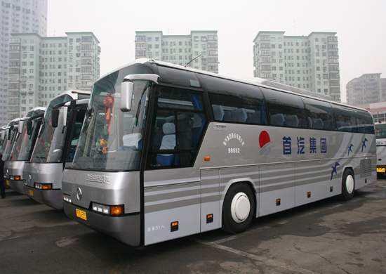 如何选择优质的北京大巴租赁公司