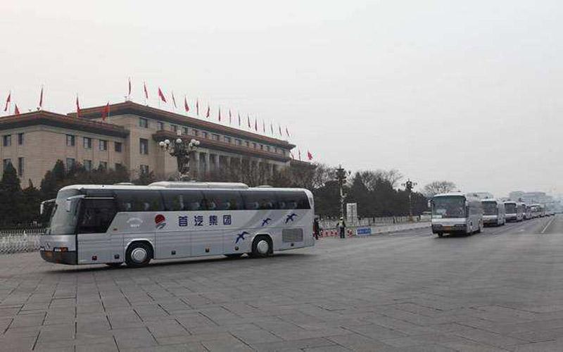 北京首汽联运租赁服务:新能源大巴车引领环保出行