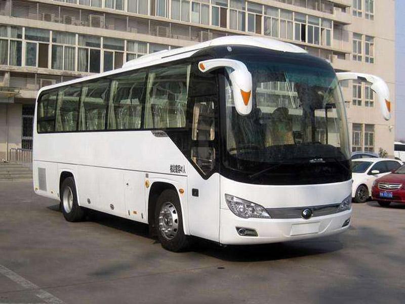 北京大巴车租赁:36-38座新款宇通ZK6906H(国五柴油旅游版)