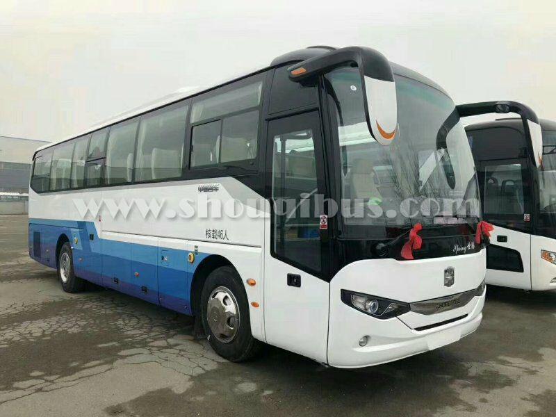 北京大巴车租赁迎来发展的大好时光