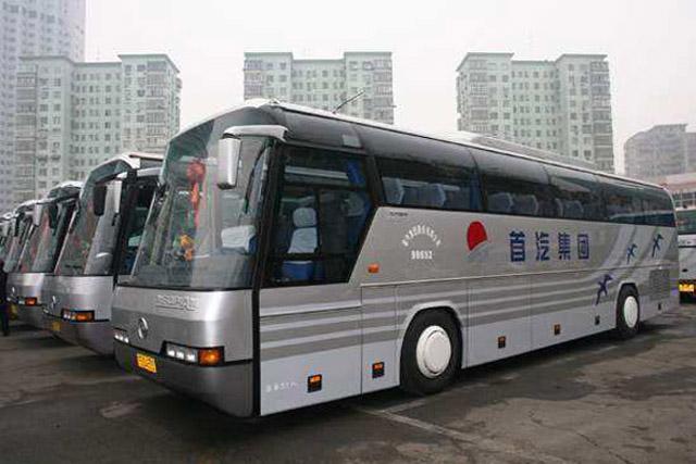 北京大巴旅游包车推荐两条线路:中线和南线