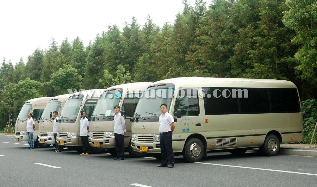 互联网包大巴车的四大优势你知道吗?