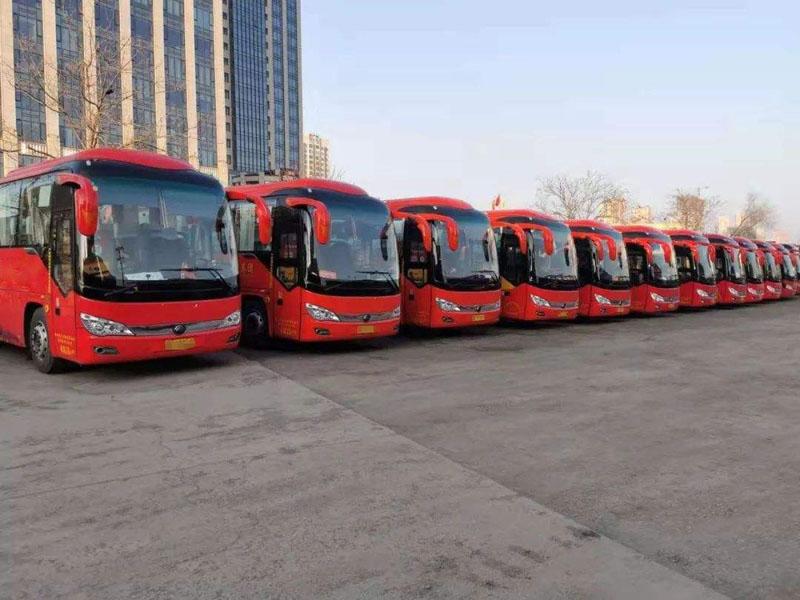 北京外出旅游包大巴车这些好处优点你知道吗?