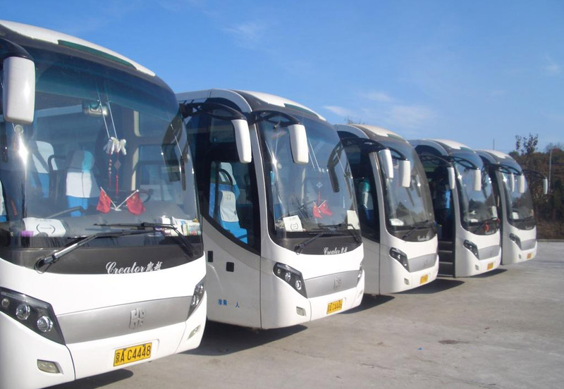 北京首汽旅游大巴提升服务意识,传承首汽精神
