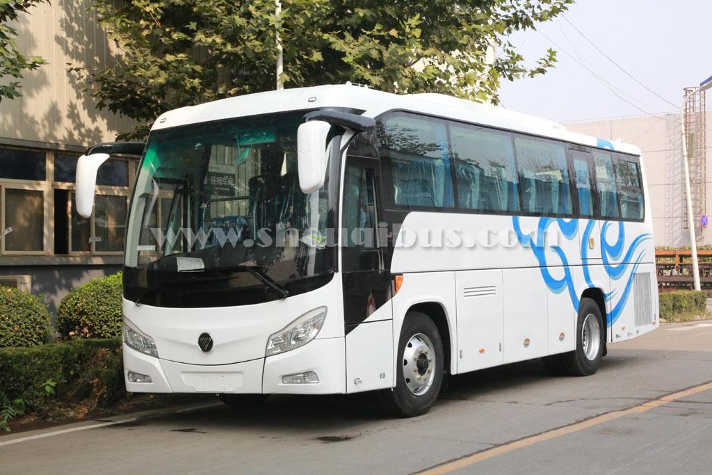 天津53座大巴车租赁:福田欧辉