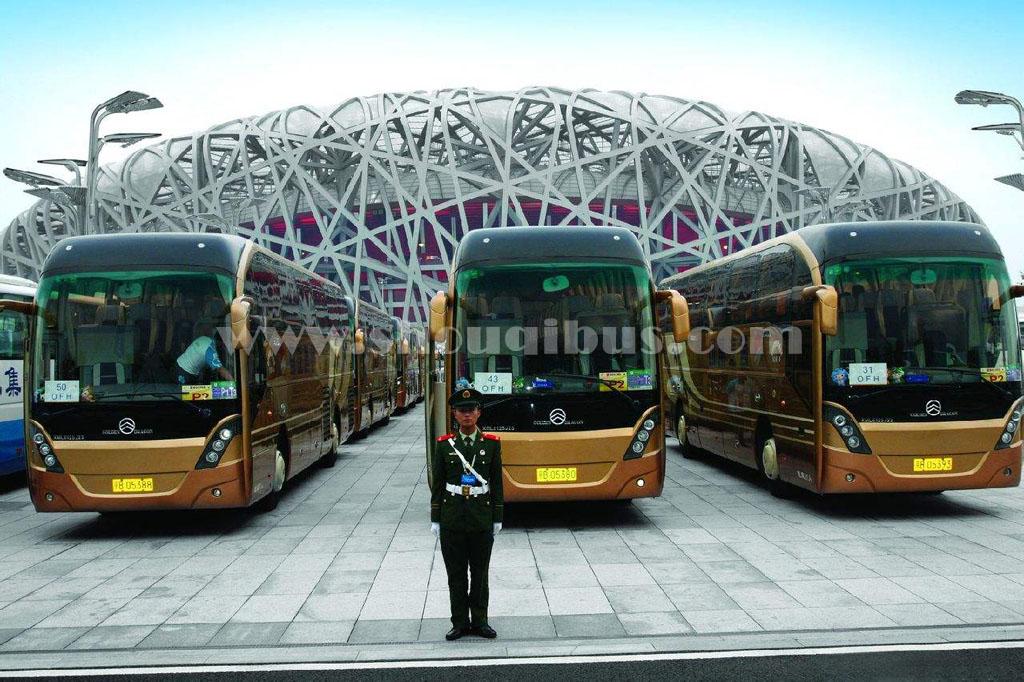 北京首汽24-61座厦门金旅大巴车租赁