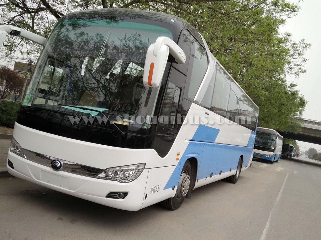 北京55座宇通大巴车出租