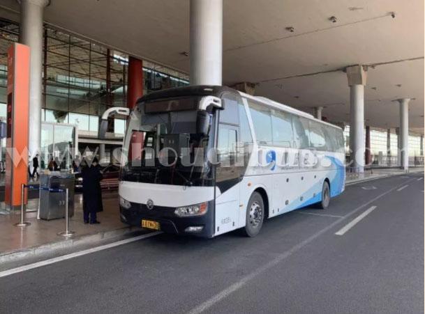 北京首都机场开通直达张家口大巴车