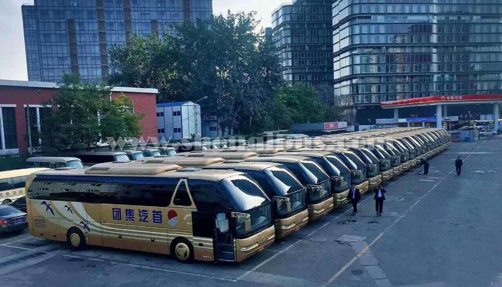 北京旅游大巴车身长度是多少?