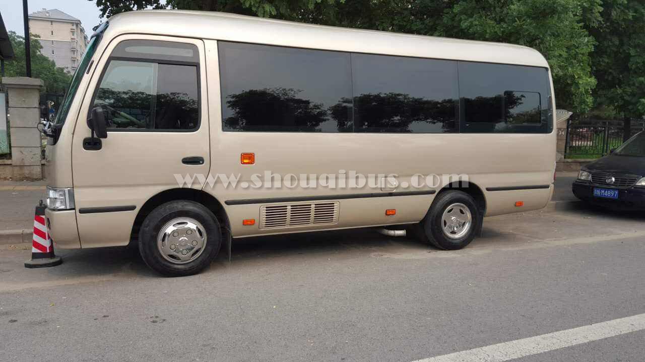 北京租赁大巴出行有哪些优点呢?