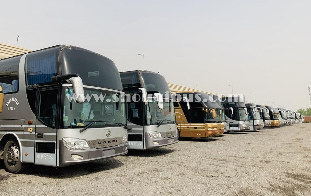 北京首汽大巴车尺寸一般是多少?