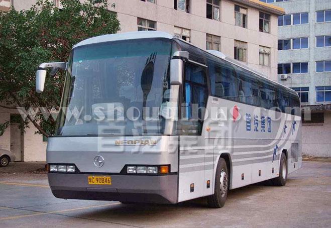 北京51座大巴包车一天怎么计费?
