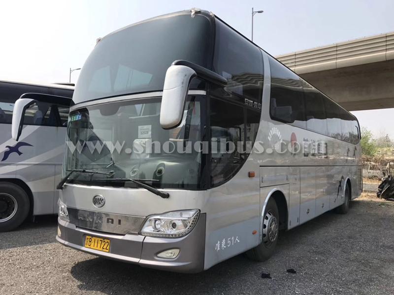 北京包一辆39座宇通大巴车一天多少钱?