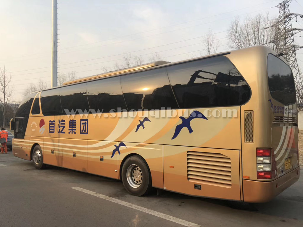 北京首汽大巴37-55座宇通大巴包车一天需要多少钱?